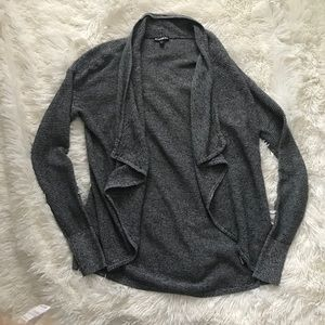 Grey Express Cardigan